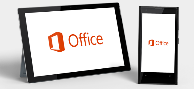 Get Office for your tablet or smartphone